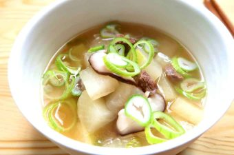 Korea Beef and Radish Soup