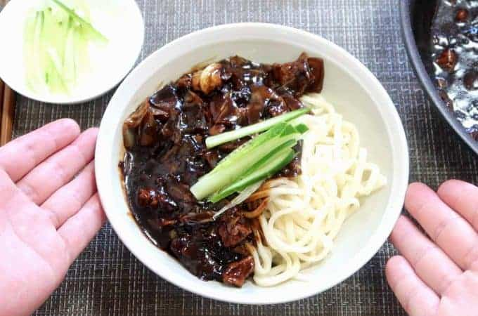 Jjajangmyun archives futuredish jjajangmyun jajangmyeon noodles koreas favorite chinese dish forumfinder Choice Image