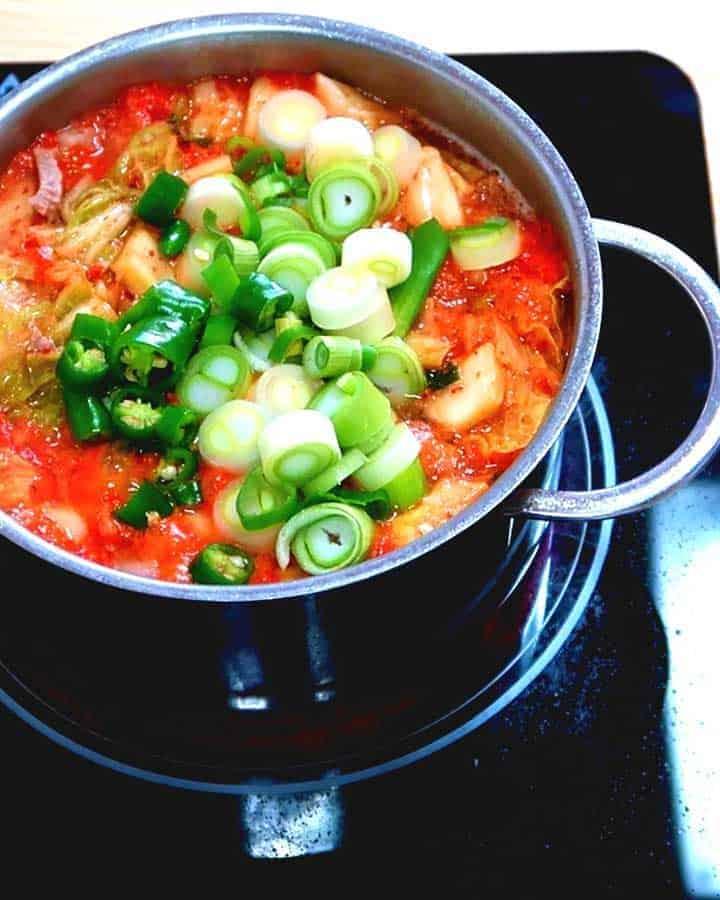 Kimchi-Stew