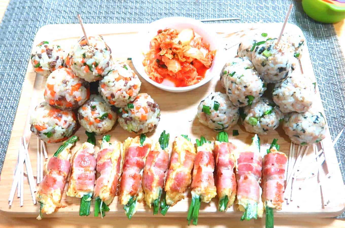 Korean Finger Food