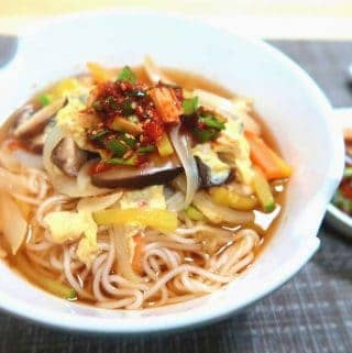 Korean Banquet Noodles