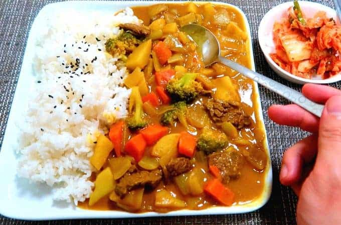 Korean Curry