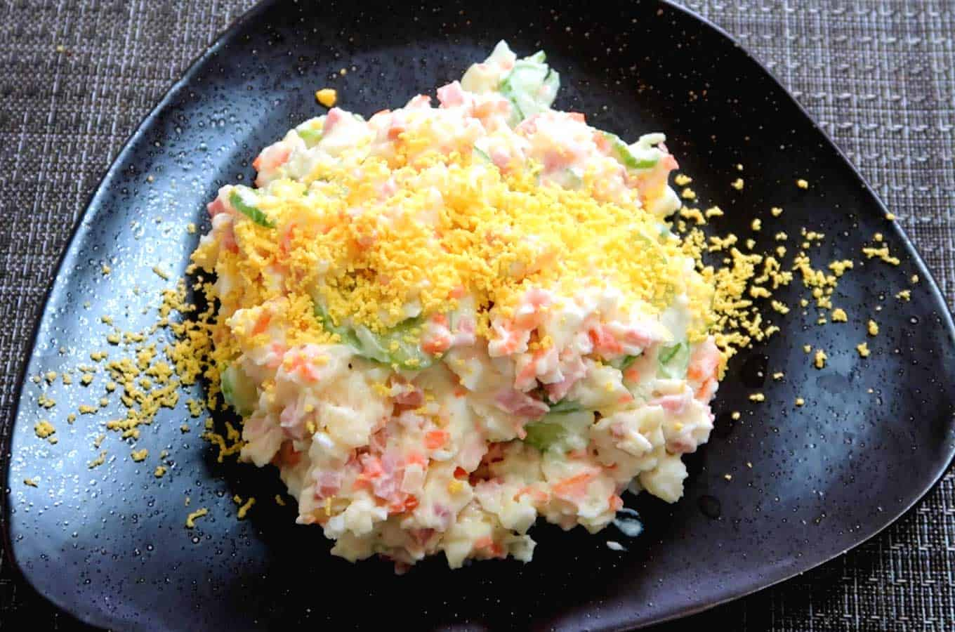 Korean Potato Salad