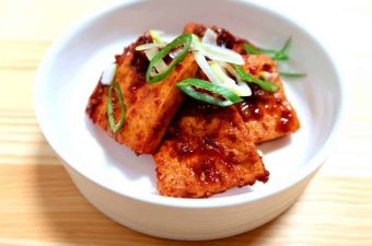 Spicy Braised Tofu