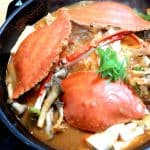 Spicy Korean Crab Stew
