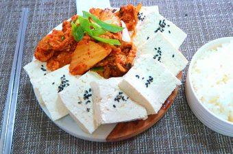 Tofu Kimchi