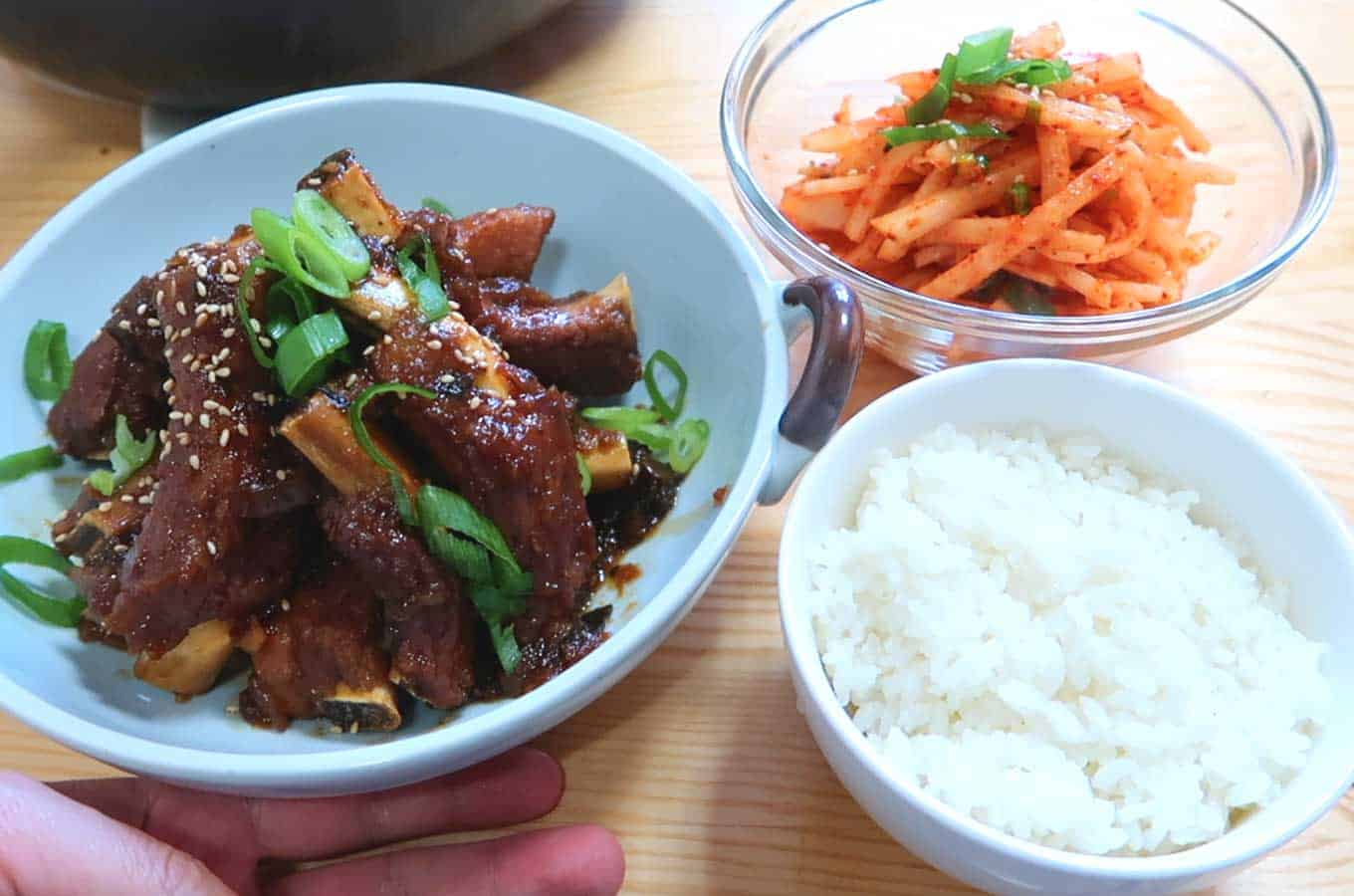 Korean BBQ Ribs