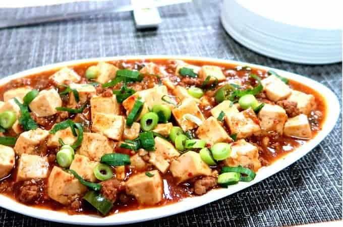 Mapo Tofu – For Your Tofu Fix