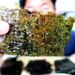 Roasted Seaweed Snack