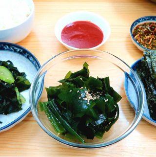 Seaweed Banchan - 3 types