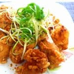 Spring Onion Korean Fried Chicken
