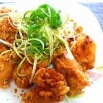 Spring Onion Korean Fried Chicken