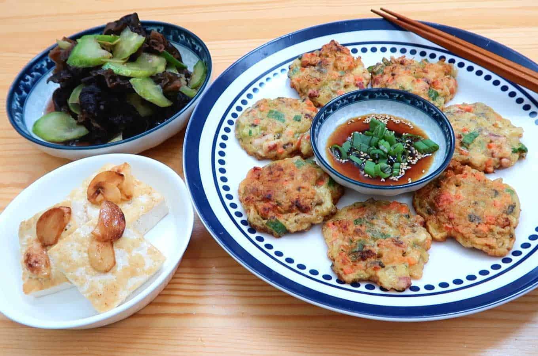 Dinner Banchan