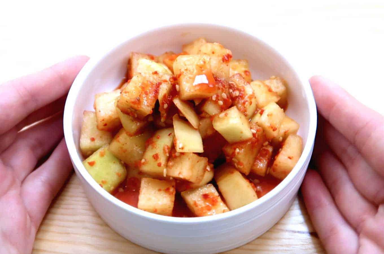 Kkakdugi Korean Radish Kimchi