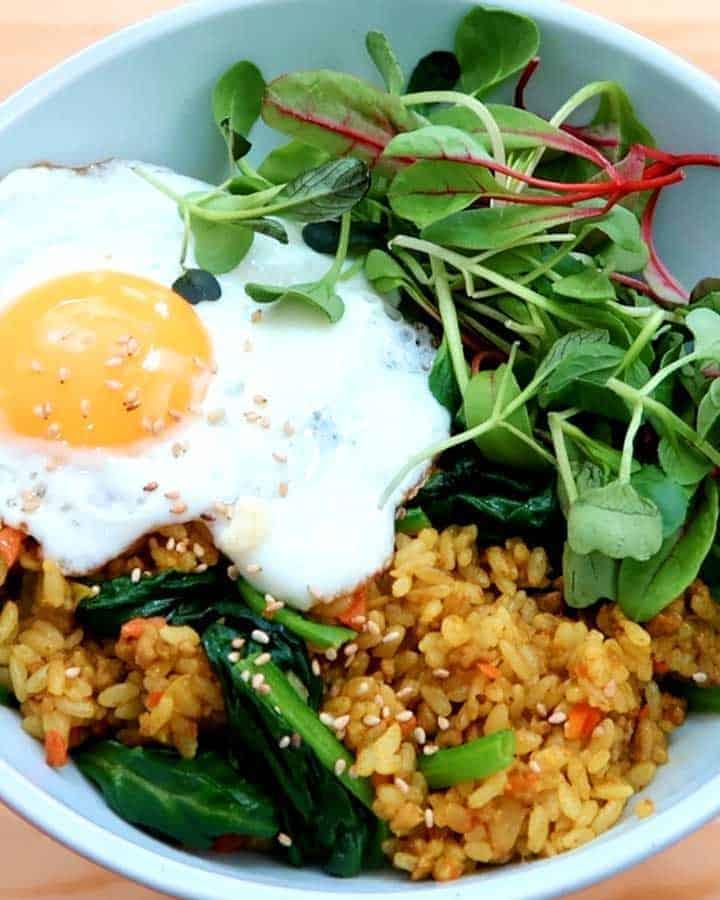 Korean Curry Paste