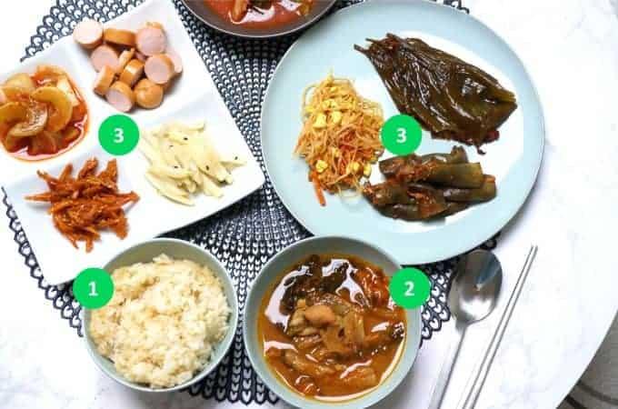 Koreans Eat