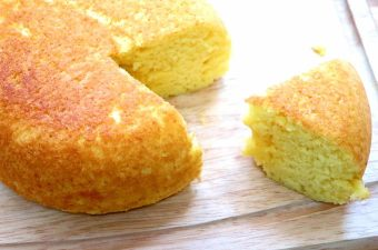 Rice Cooker Castella Cake