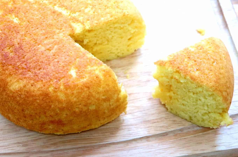 Rice-Cooker-Castella-Cake-