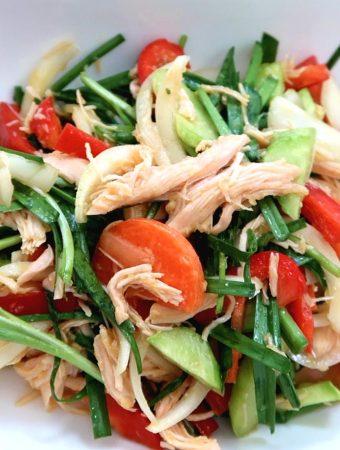 Chicken Breast Banchan