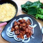Gochujang Samgyeopsal & Corn Cheese