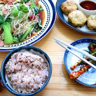 Korean Breakfast Banchans 3