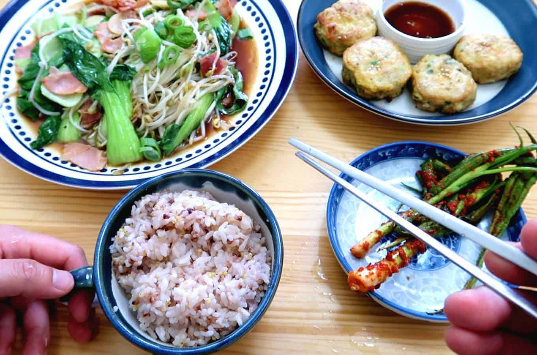Korean-Breakfast-Banchan-3-Recipes
