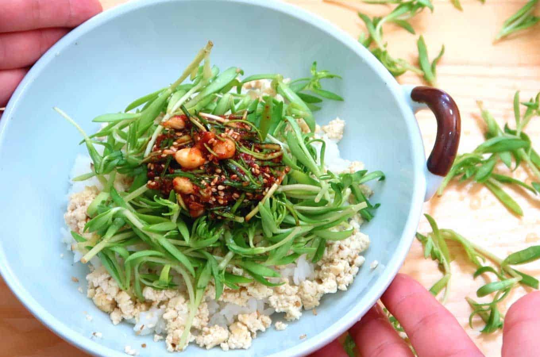 Korean Dallae Bibimbap Recipes - 2 versions – FutureDish
