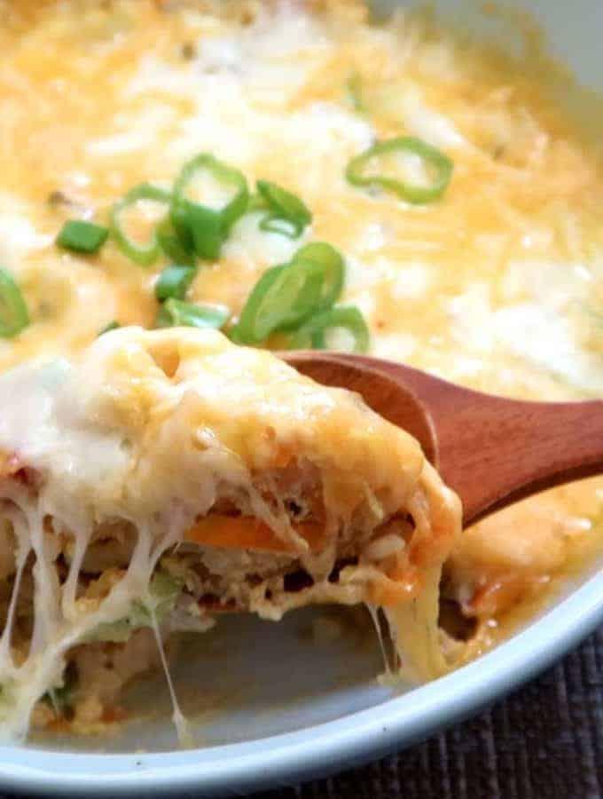 Rice Egg Bowl