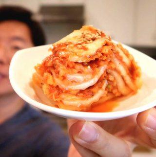 Summer Kimchi
