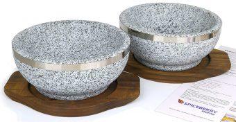 Dolsot Bibimbap Bowls
