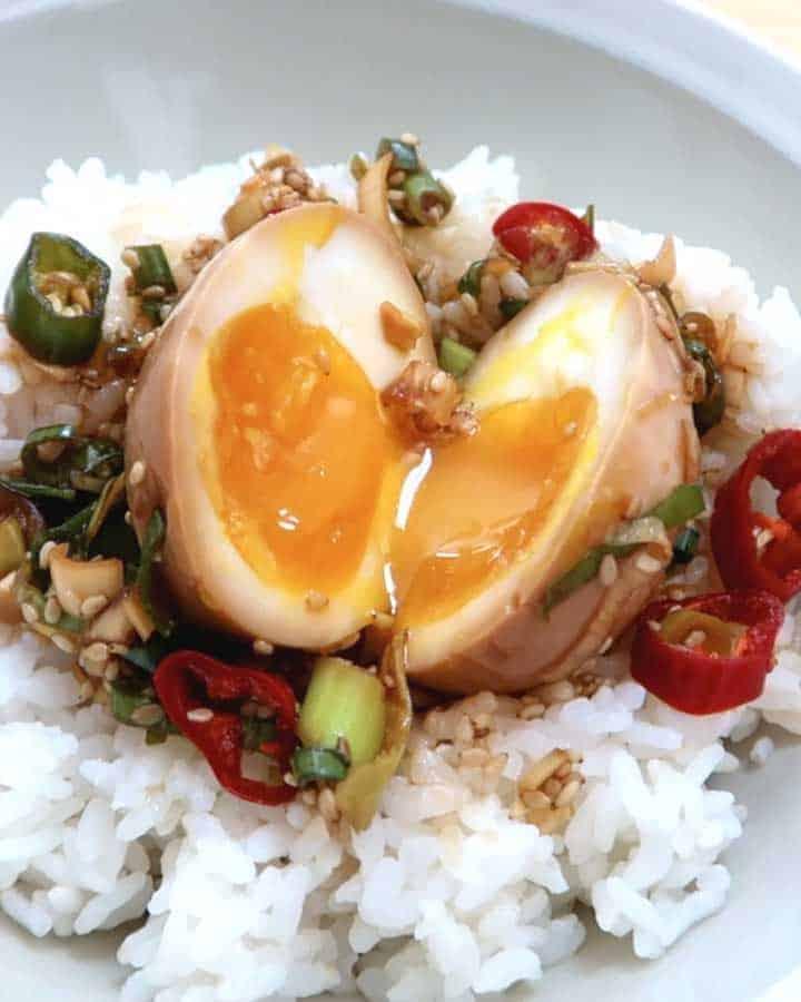 Mayak Eggs