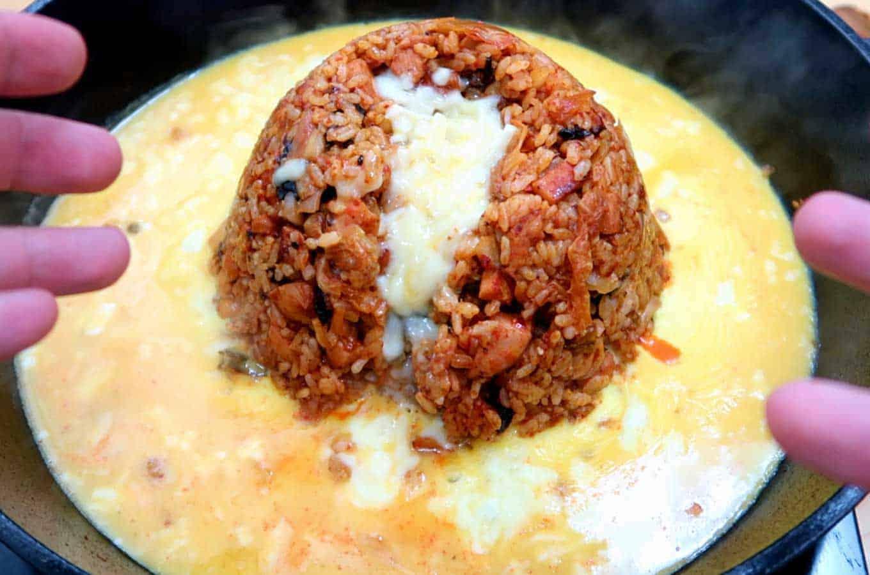 Mt. Hallasan Fried Rice
