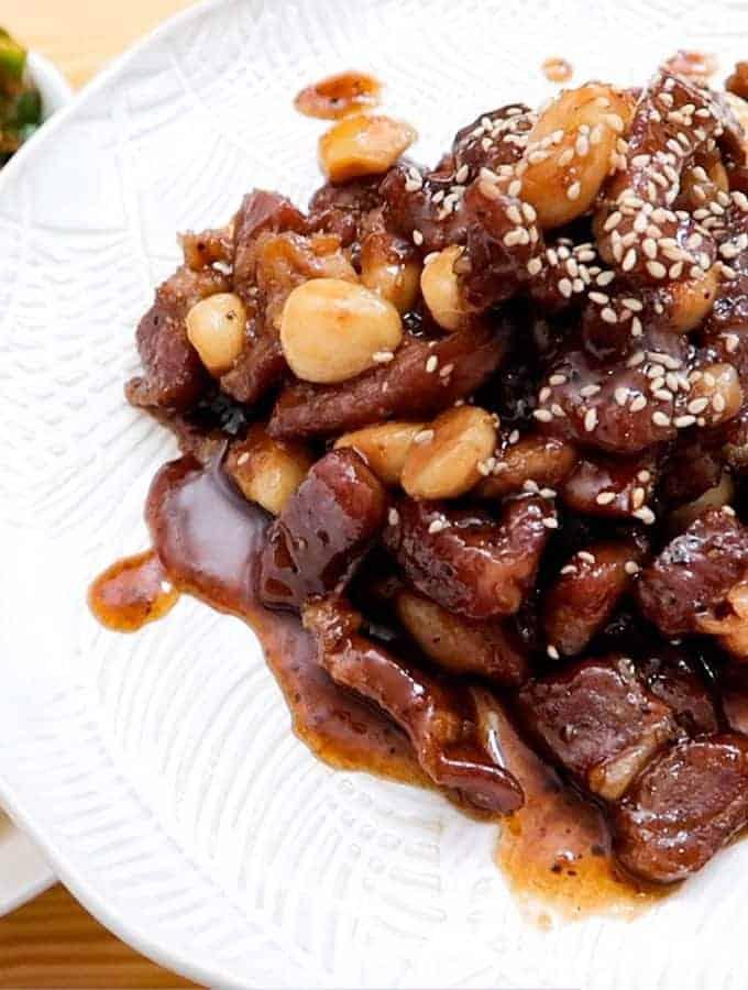 Garlic Soy Sauce Pork