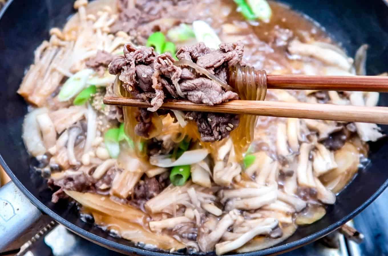 Seoul Bulgogi Pot