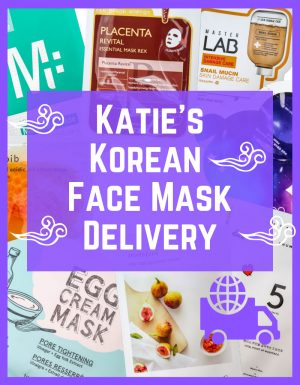 Korean-Face-Mask-Delivery