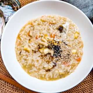 Korean-Abalone-Porridge