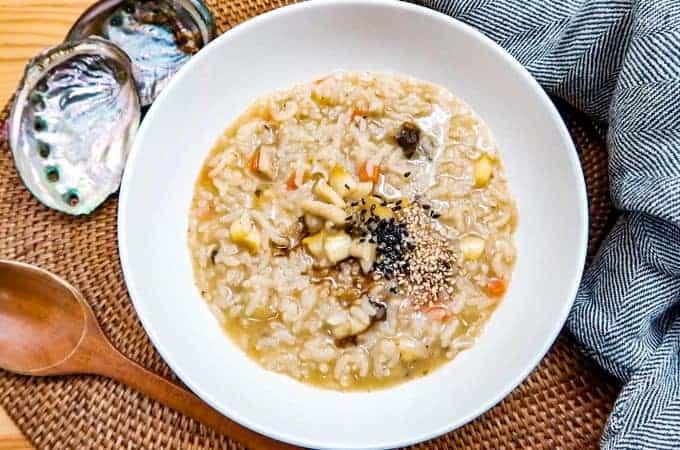 Korean-Abalone-Porridge