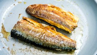 Korean Grilled Mackerel