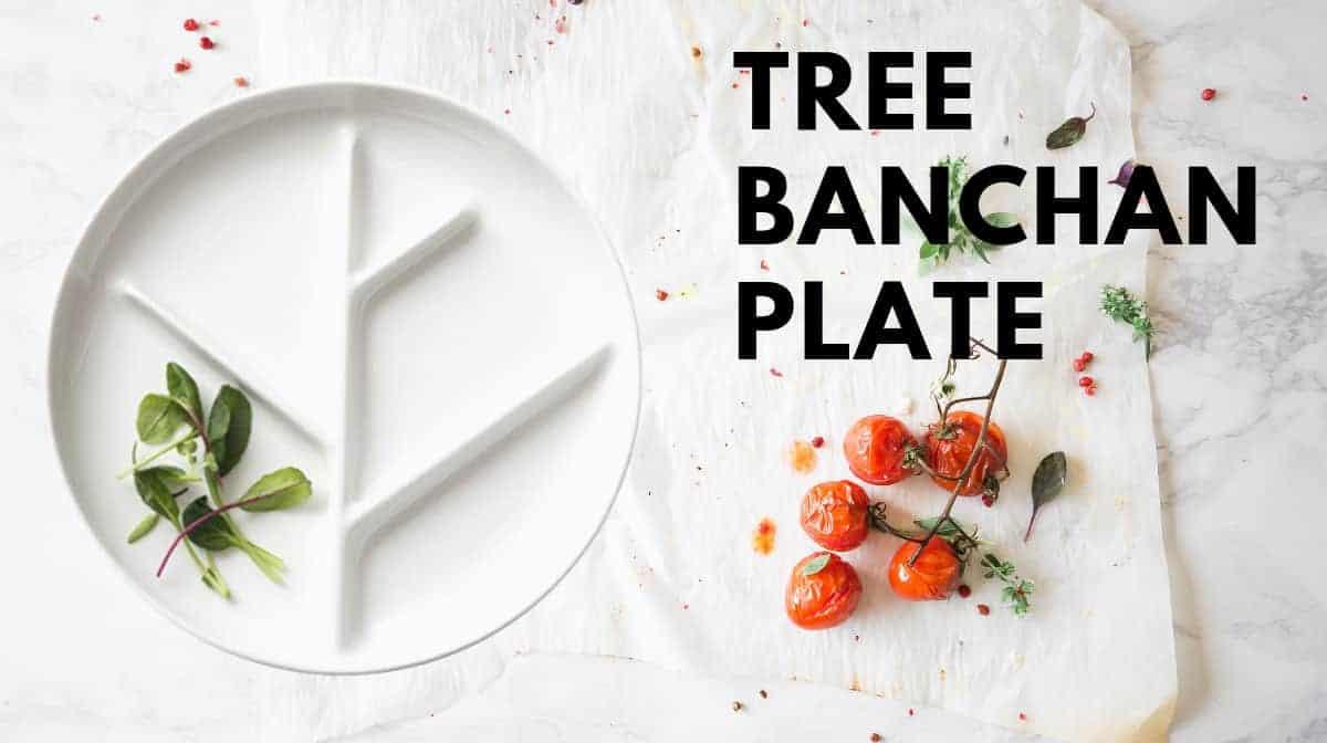 TREE-BANCHAN-PLATE