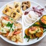 Diet Banchan Plate 3