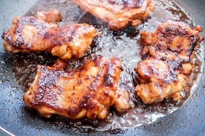 Gochujang Chicken