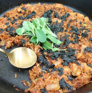 Dakgalbi Fried Rice