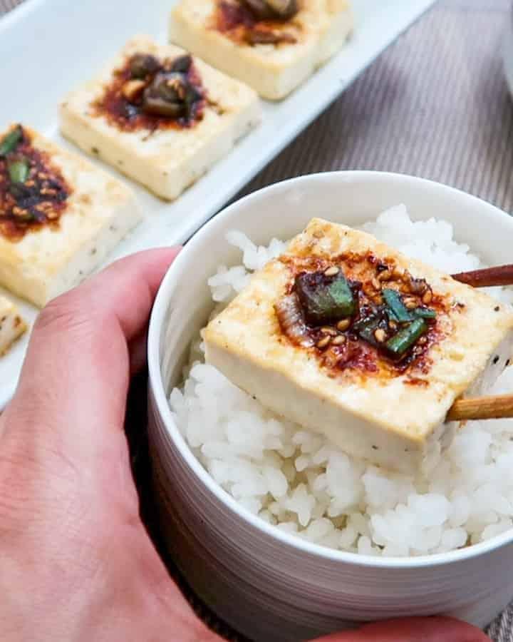 Classic Korean Tofu