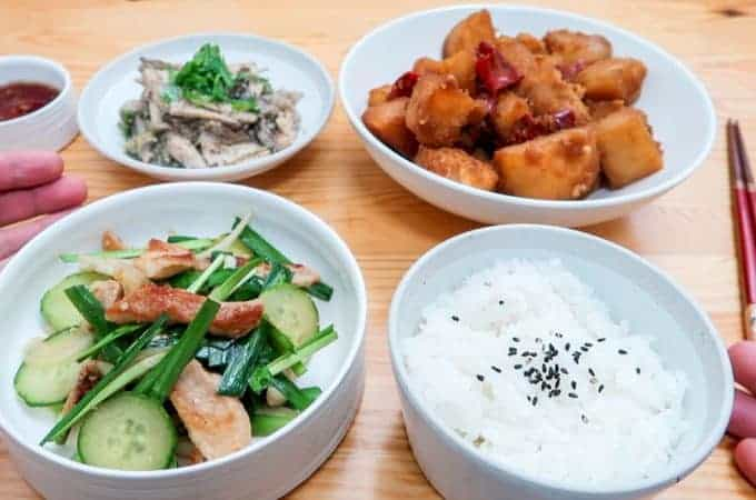 Korean Banchan Recipes