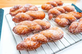 Korean Kkwabaegi Donuts