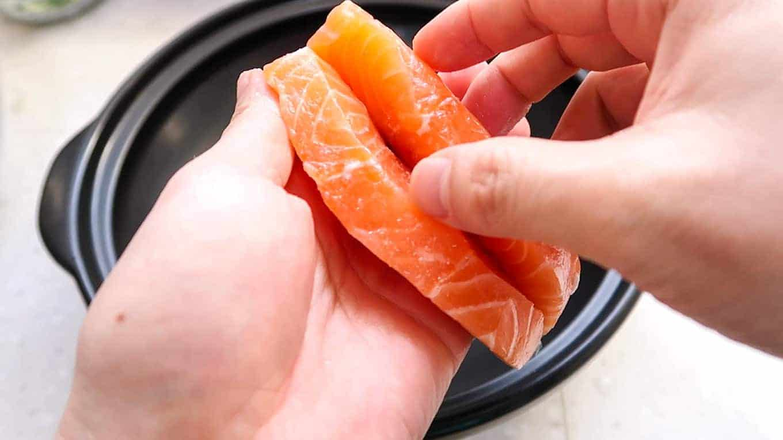 Japanese Salmon Recipe