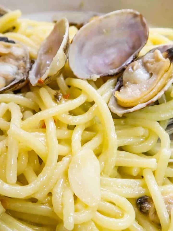 Vongole Pasta - Spaghetti Alle Vongole