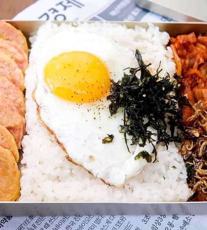 Korean Lunch Box
