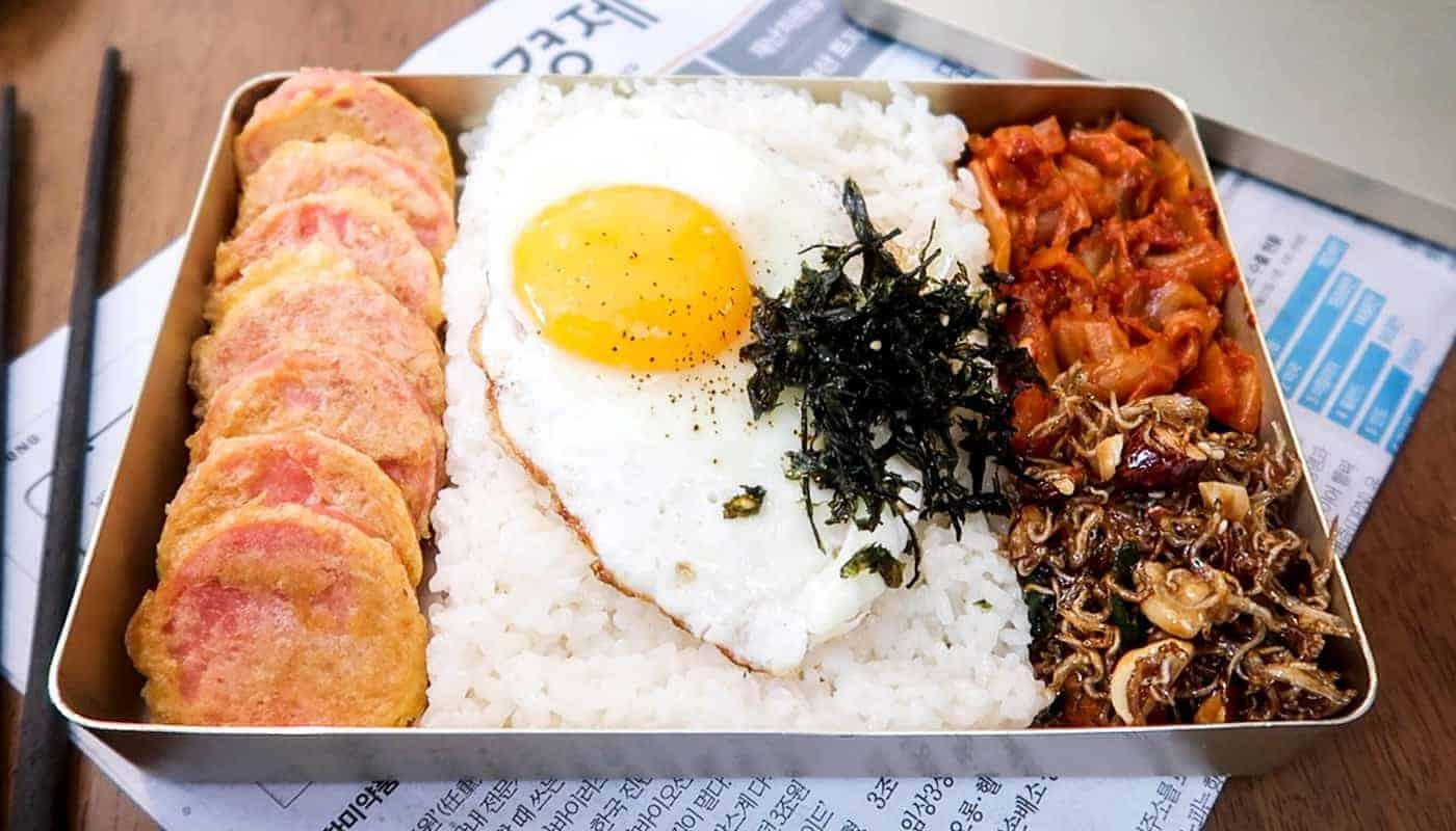 Korean Lunch Box