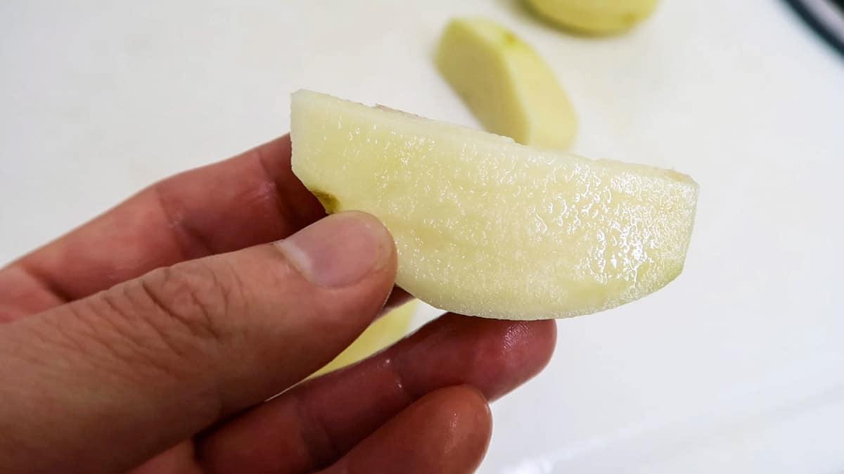 Potato Tteokbokki